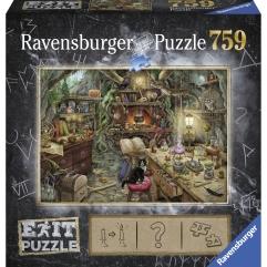 EXIT Puzzle_Die Hexenküche_Produktbild