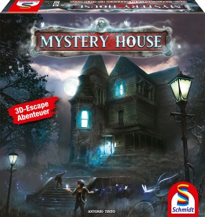 Mystery House_packshot (c)Schmidt Spiele