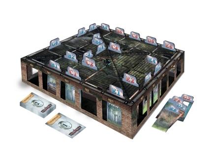 Mystery House_Spielaufbau (c)Schmidt Spiele