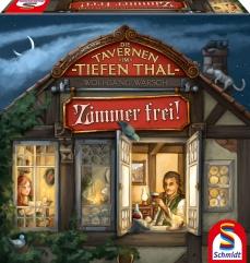 Das Gasthaus von Tiefen Thal (c)Schmidt Spiele