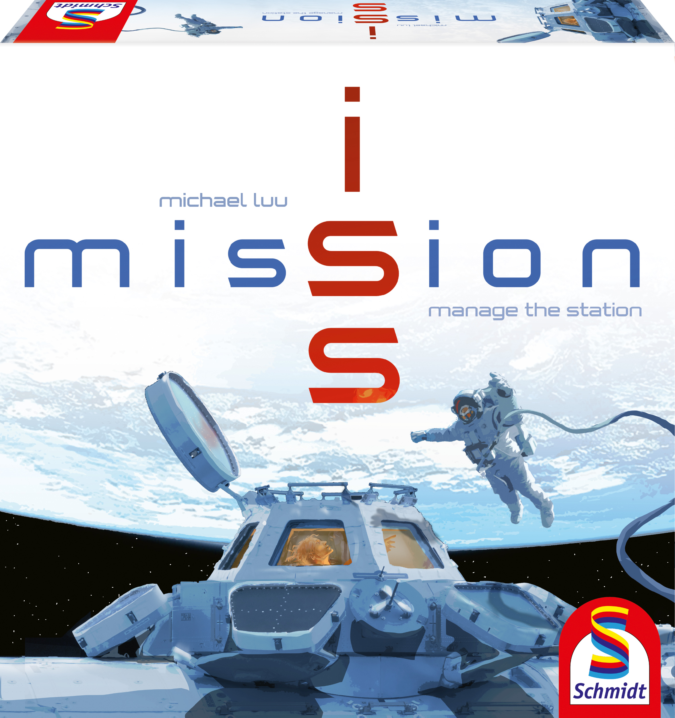 Mission ISS (c)Schmidt Spiele